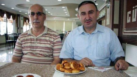 Peynir tatl�s�nda Ramazan bereketi