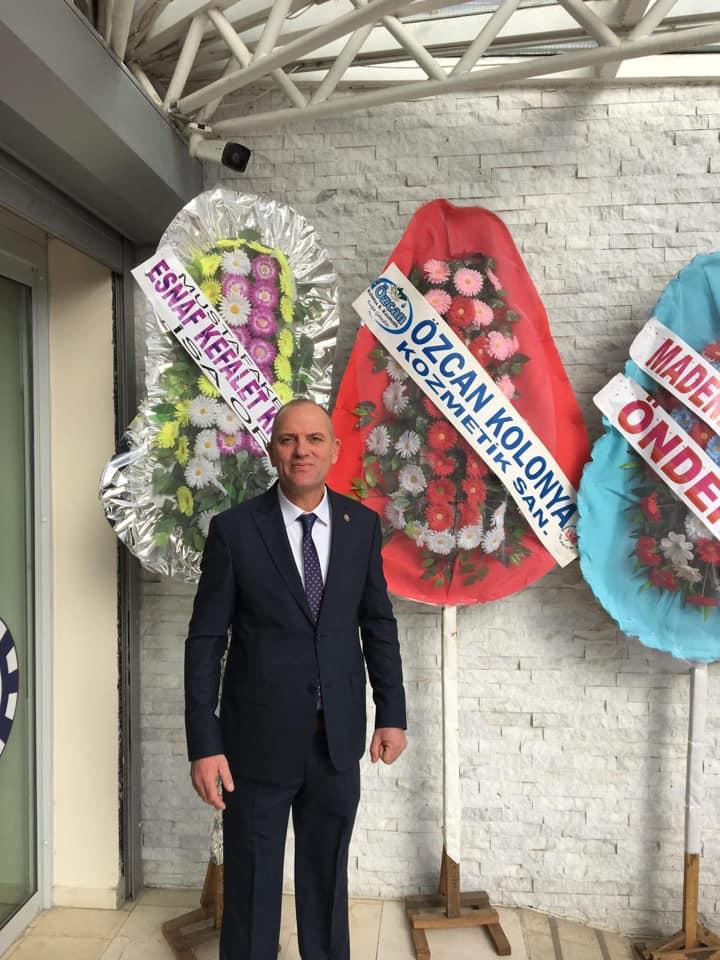 Mehmet Aydemir Yeniden Başkan