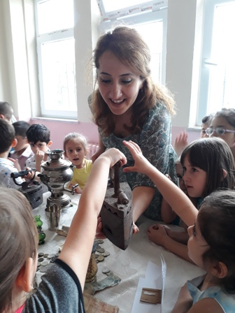 Balibey İlkokuluna Müze