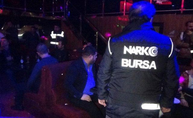 Polis, Gizlice Girdiği Eğlence Merkezlerine Ceza Yağdırdı
