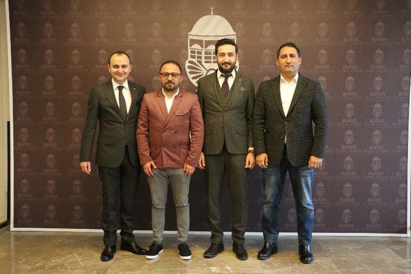 İbrahim Özmen, Bursa Genç Girişimciler İcra Komitesi Başkanı Seçildi