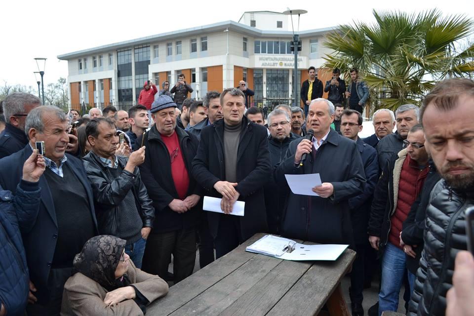 İYİ Partiden Basın Açıklaması