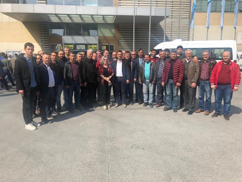 Automechanika İstanbul 2019'a Madeni Eşya Damga Vurdu…